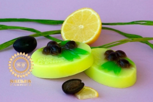 Olīvas ar citronu