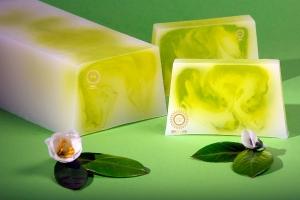 Zaļā tēja ar jasmīnu